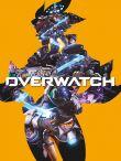 Kniha The Art of Overwatch - Limited Edition (poškozené pouzdro)