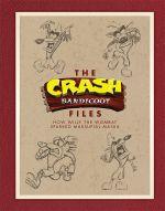 Kniha The Crash Bandicoot Files (poškozený přebal)