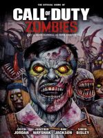 Kniha Komiks Call of Duty: Zombies