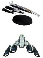 Hra pro PC Model lodi Mass Effect 2 - Cerberus Normandy SR-2 (poškozená krabička)