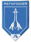 Nášivka Mass Effect: Andromeda - Pathfinder