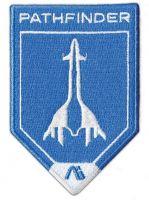 Nášivka Mass Effect: Andromeda - Pathfinder (HRY)