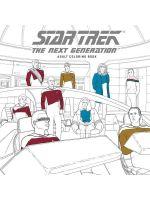 Omaľovánky pre dospelých Star Trek: The Next Generation (KNIHY)