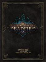 Kniha Průvodce Pillars of Eternity II: Deadfire
