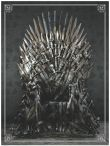 Puzzle Game of Thrones - Iron Throne