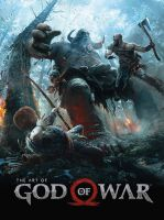 Kniha The Art of God of War (KNIHY)