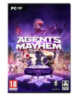 Hra pro PC Agents of Mayhem (Day One Edition)