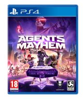 hra pre Playstation 4 Agents of Mayhem (Day One Edition)