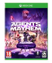 hra pre Xbox One Agents of Mayhem