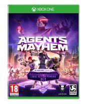 Agents of Mayhem (Day One Edition) (XBOX1) + STEELBOOK