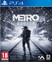 Metro: Exodus - Day 1 Edition CZ (PS4)