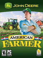 Hra pre PC John Deere: American Farmer Deluxe