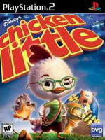 Hra pre Playstation 2 Chicken Little