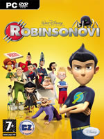Hra pre PC Disney: Robinsonovci