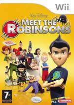 Hra pre Nintendo Wii Disneys Meet The Robinsons