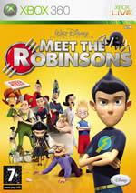 Hra pre Xbox 360 Disneys Meet The Robinsons