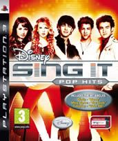 Hra pre Playstation 3 Disney Sing It: Pop Hits + mikrofóny