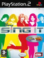 Hra pre Playstation 2 Disney Sing It + mikrofony