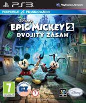 Hra pre Playstation 3 Epic Mickey 2: Dvojitý Zásah