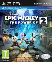 Hra pre Playstation 3 Epic Mickey 2 EN