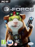 Hra pre PC G-Force CZ