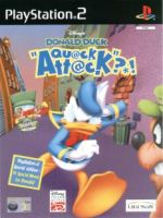 Hra pre Playstation 2 Donald Duck: Quack Attack!