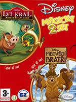 Hra pre PC Disney: Leví král + Medvědí bratři