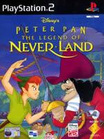 Hra pre Playstation 2 Peter Pan Legend of Neverland