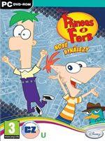 Hra pre PC Phineas & Pherb