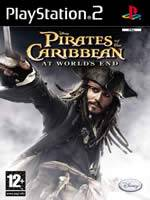 Hra pre Playstation 2 Pirates of the Caribbean: At Worlds End