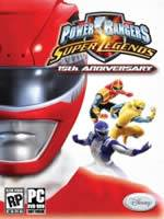 Hra pre PC Power Rangers: Super Legends
