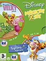 Hra pre PC Disney: Prasátko a jeho velký piknik + Tygrova výprava