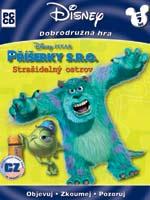 Hra pro PC Disney: Příšerky s.r.o.