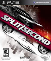 Hra pre Playstation 3 Split/Second: Velocity