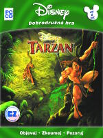 Hra pre PC Disney: Tarzan