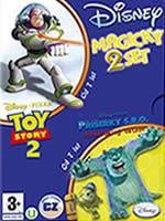 Hra pre PC Disney: Toy Story 2 + Príšerky s.r.o.