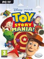 Hra pre PC Toy Story Mania