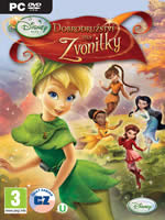 Hra pre PC Disney: Víly - Dobrodružstvo víly Zvonilky