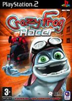 Hra pre Playstation 2 Crazy Frog Racer