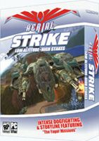 Hra pre PC Aerial Strike: The Yeager Mission