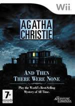 Hra pre Nintendo Wii Agatha Christie: And Then There Were None