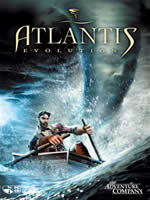Hra pre PC Atlantis 4 Evolution CZ