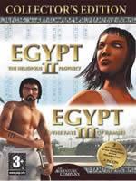 Hra pre PC EGYPT II + III