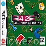 Hra pre Nintendo DS 42 All-Time Classics