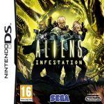 Hra pre Nintendo DS Aliens: Infestation
