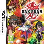 Hra pre Nintendo DS Bakugan: Battle Brawlers