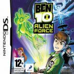 Hra pre Nintendo DS Ben 10: Alien Force