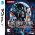 Hra pre Nintendo DS Castlevania: Order of Ecclesias