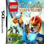 Hra pre Nintendo DS Legends of Chima: Lavals Journey