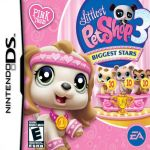 Hra pre Nintendo DS Littlest Pet Shop 3: Biggest Stars - Pink Team